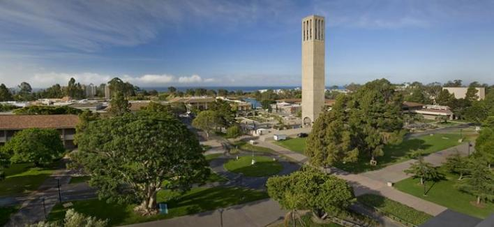 Storke Tower, UCSB